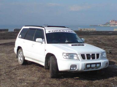 Subaru Forester, 2000