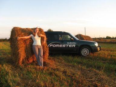 Subaru Forester 1998 отзыв автора | Дата публикации 25.10.2009.