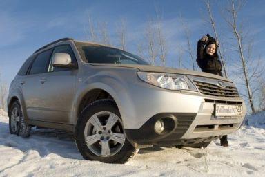 Subaru Forester 2008 отзыв автора | Дата публикации 13.12.2009.