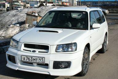 Subaru Forester, 2004