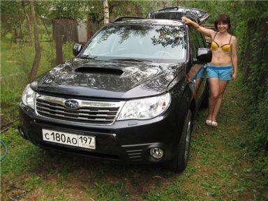 Subaru Forester 2008 отзыв автора | Дата публикации 27.08.2010.
