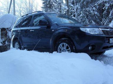 Subaru Forester 2008 отзыв автора   Дата публикации 21.01.2011.