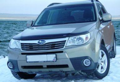Subaru Forester 2008 отзыв автора   Дата публикации 19.02.2011.