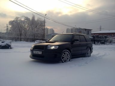 Subaru Forester 2006 отзыв автора | Дата публикации 27.02.2011.