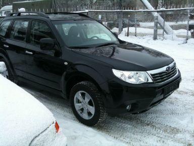 Subaru Forester 2010 отзыв автора | Дата публикации 06.03.2011.