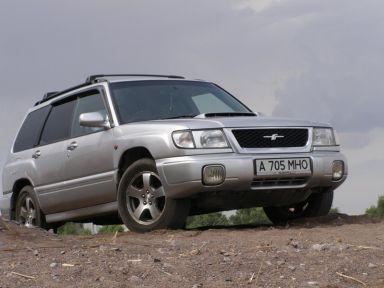 Subaru Forester, 1997