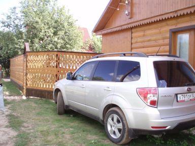 Subaru Forester 2008 отзыв автора | Дата публикации 31.10.2011.
