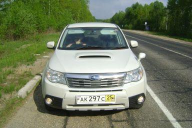 Subaru Forester 2008 отзыв автора | Дата публикации 02.06.2012.