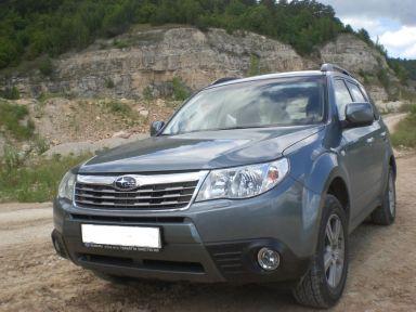 Subaru Forester 2008 отзыв автора | Дата публикации 11.08.2012.