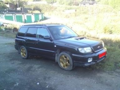 Subaru Forester 1998 отзыв автора | Дата публикации 22.11.2012.