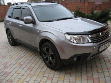 Subaru Forester 2008 отзыв автора | Дата публикации 03.12.2012.