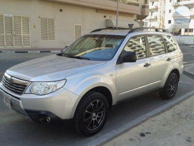 Subaru Forester 2010 отзыв автора | Дата публикации 18.02.2013.