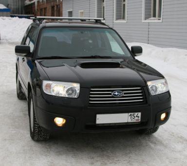 Subaru Forester, 2007
