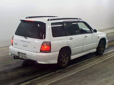 Subaru Forester 1998 - отзыв владельца