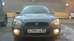 Subaru Impreza 2003 отзыв автора   Дата публикации 01.04.2011.