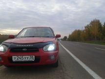 Subaru Impreza 2004 отзыв автора   Дата публикации 26.09.2012.