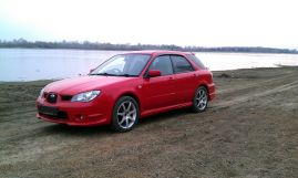 Subaru Impreza 2006 отзыв автора   Дата публикации 03.12.2012.