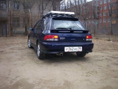 Subaru Impreza, 1998