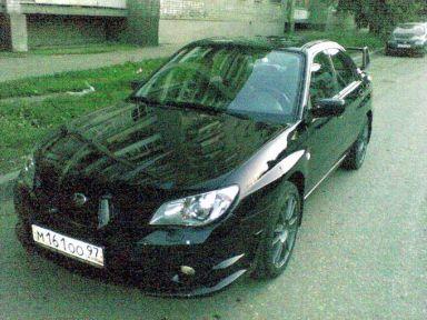 Subaru Impreza, 2005