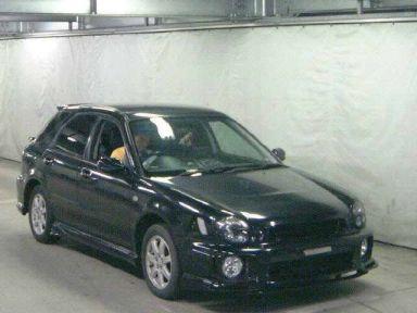 Subaru Impreza 2002 отзыв автора | Дата публикации 04.11.2009.
