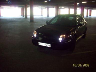 Subaru Impreza 2002 отзыв автора | Дата публикации 15.12.2009.