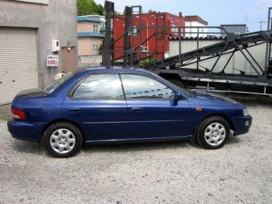 Subaru Impreza, 1999