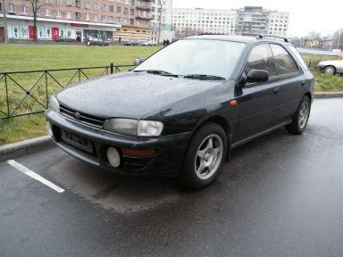 Subaru Impreza, 1995