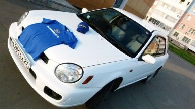 Subaru Impreza 2002 отзыв автора | Дата публикации 22.01.2011.