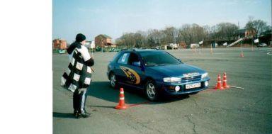 Subaru Impreza 1995 отзыв автора | Дата публикации 24.01.2004.