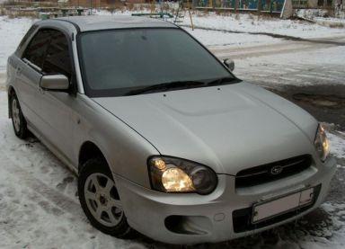 Subaru Impreza 2004 отзыв автора | Дата публикации 16.03.2011.