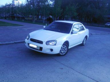 Subaru Impreza 2004 отзыв автора | Дата публикации 29.04.2011.
