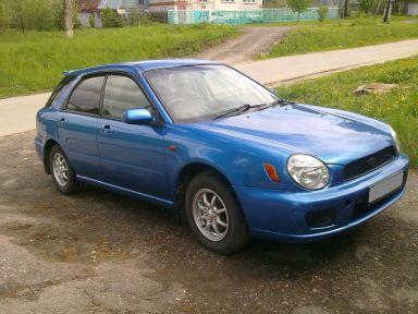 Subaru Impreza 2000 отзыв автора   Дата публикации 28.08.2011.
