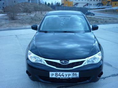 Subaru Impreza 2007 отзыв автора   Дата публикации 24.11.2011.