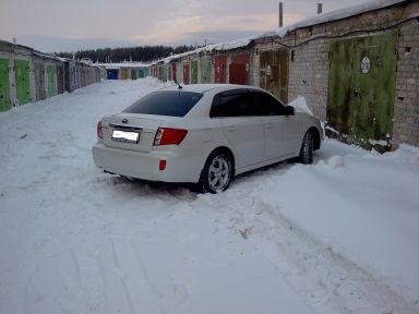 Subaru Impreza 2008 отзыв автора   Дата публикации 11.01.2012.