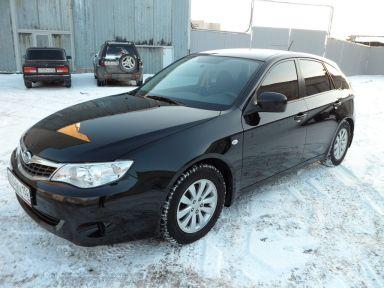 Subaru Impreza 2009 отзыв автора   Дата публикации 17.03.2012.
