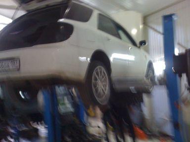 Subaru Impreza 2001 отзыв автора   Дата публикации 04.04.2012.