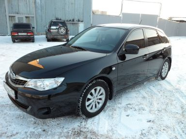 Subaru Impreza, 2009