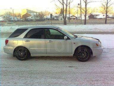 Subaru Impreza 2002 отзыв автора | Дата публикации 27.04.2012.