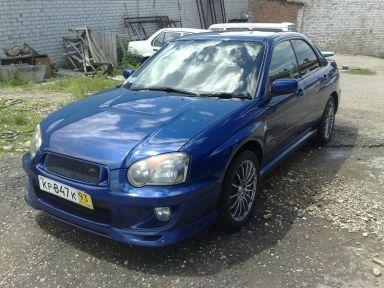 Subaru Impreza, 2003