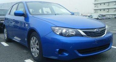Subaru Impreza 2007 отзыв автора   Дата публикации 15.08.2012.