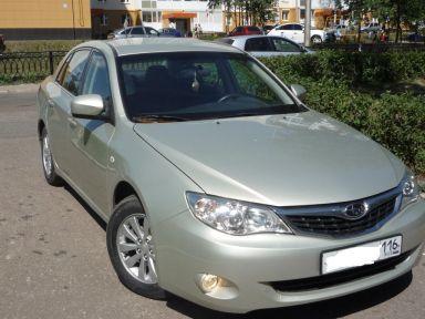 Subaru Impreza 2008 отзыв автора | Дата публикации 19.08.2012.
