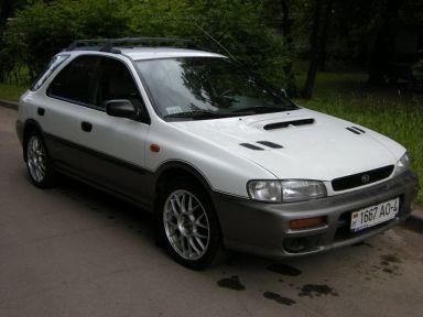 Subaru Impreza, 1997