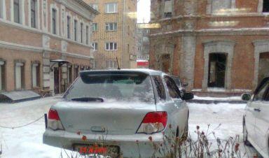 Subaru Impreza 2006 отзыв автора   Дата публикации 05.02.2013.