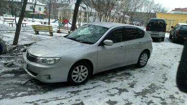 Subaru Impreza 2008 отзыв автора | Дата публикации 31.03.2013.