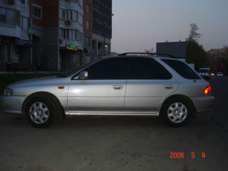 Subaru Impreza 1999 - отзыв владельца