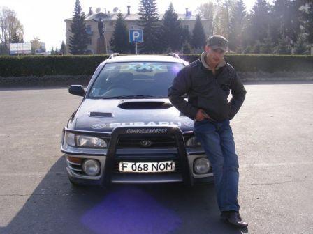 Subaru Impreza 1995 - отзыв владельца