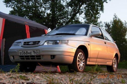 Subaru Impreza 2000 - отзыв владельца