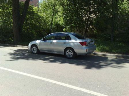 Subaru Impreza 2008 - отзыв владельца
