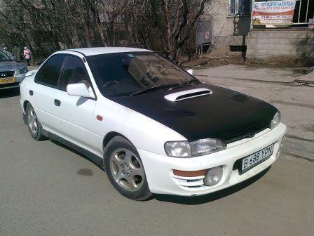 Subaru Impreza 1996 - отзыв владельца
