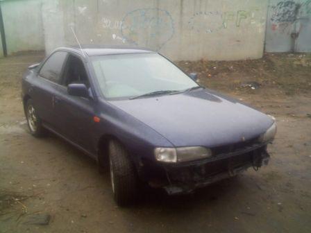 Subaru Impreza  - отзыв владельца